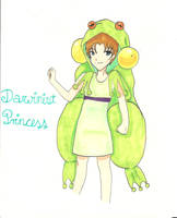 Darwinist princess by WeasleyTwin