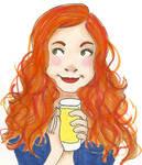 Amy Pond lemonade by WeasleyTwin