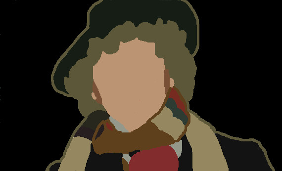 Tom Baker by TheFemaleDoctor1073