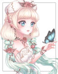 Blythe. YCH COMMISSION #1