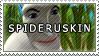 Spideruskin stamp by RetroMangoman