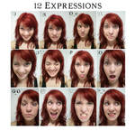 12 Expressions