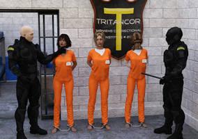 3 Girls In Prison 1 by Azazell76