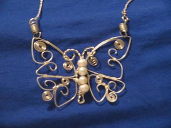 butterfly by kellina
