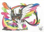 [FusionMarkXROS] Lightninbow Blisswink (BURSTMODE)
