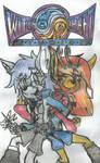 WitchCraft Studios' logo (w/Waterwitch-Firesprite)