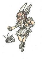Bunny Ayumi by RetroGalicia