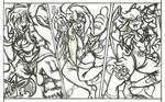 FAN-ART 3-in-1 #02 (SKETCH)