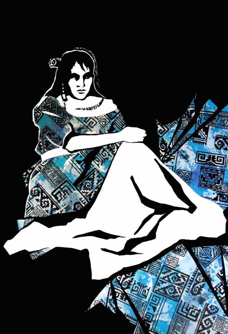 Spane woman by MiceBoY