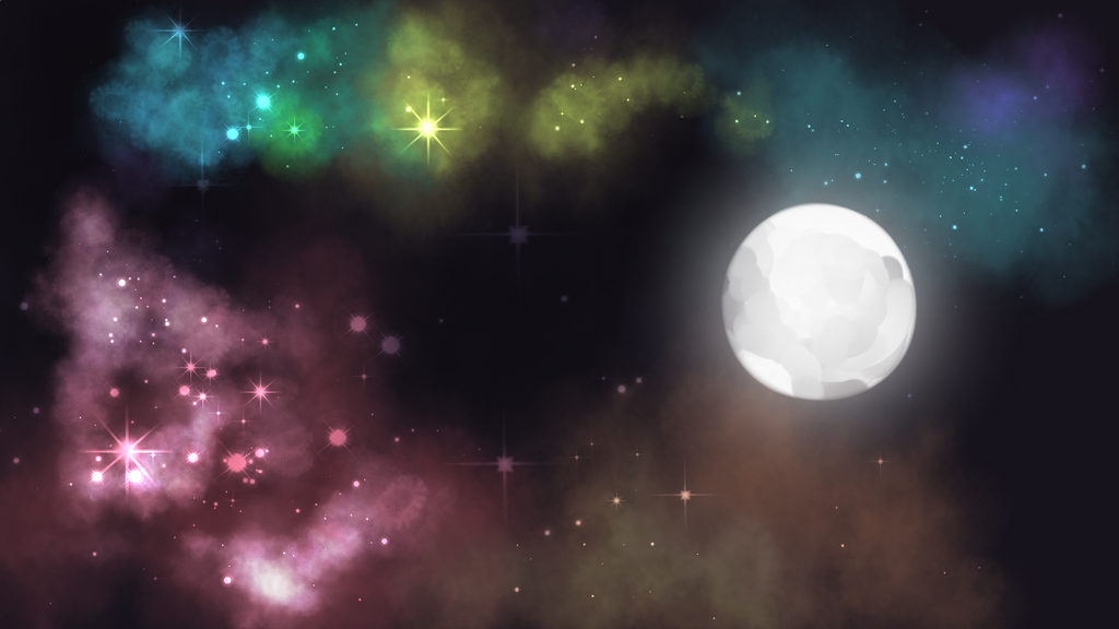 Night Sky by MysteryCypher