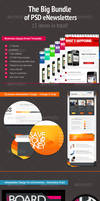 Bundle of Business and eCommerce eNewsletters by AlexLasek