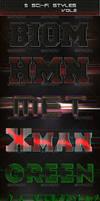 9 Sci-Fi Styles vol. 2