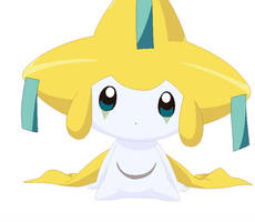 .:Jirachi:. by FoxDemon12