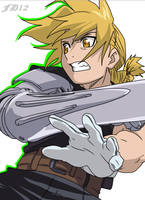 .:Edward Elric:. by FoxDemon12