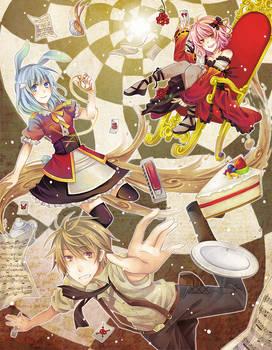 CR - Welcome to Wonderland..?