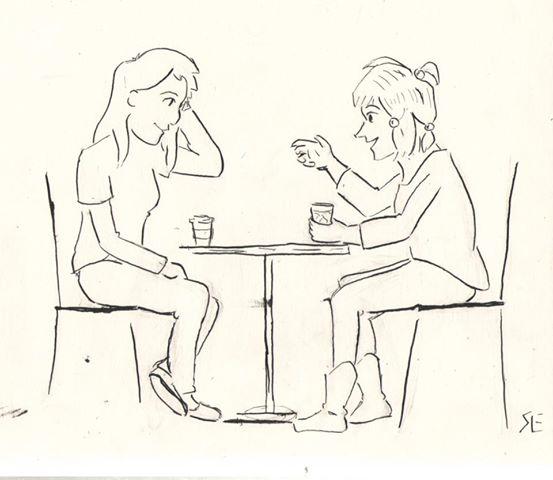 Geek Girls by Doodletigress
