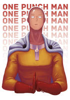 ONE PUNCH MAN by Masozii