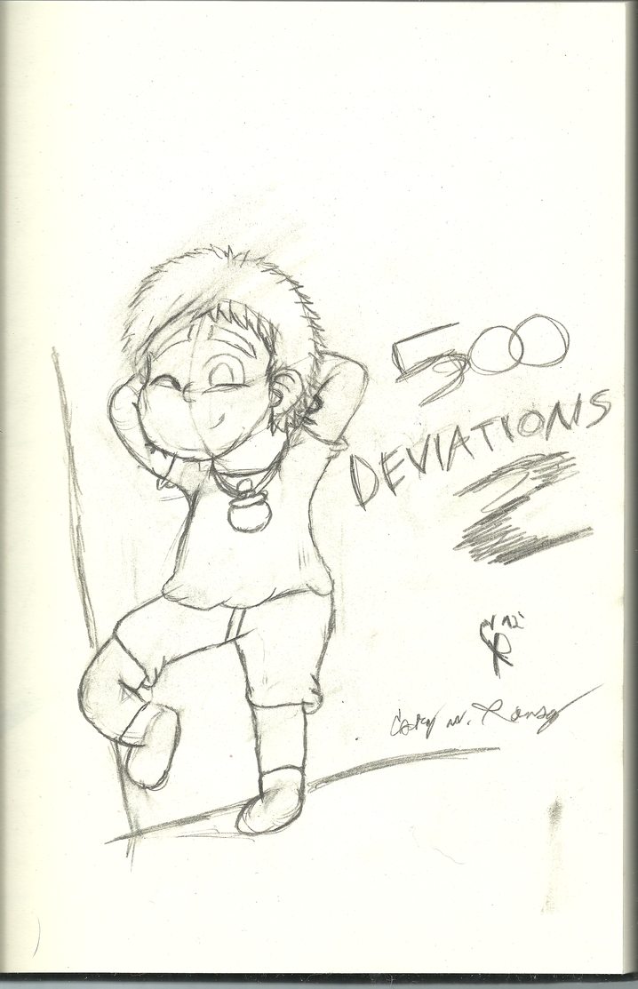 500th DEVATION! by cmr-1990