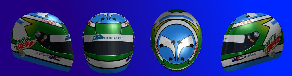 Theiket Indy Lights Helmet by cmr-1990