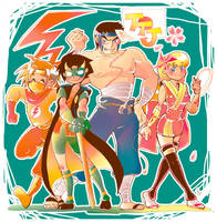 Teen Titans JAPAN