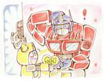 For Optimus Prime