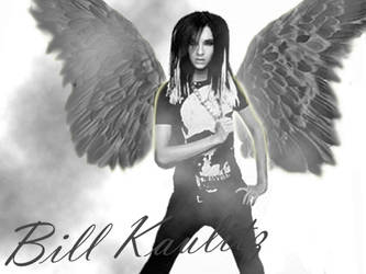 Bill As An Angel by IchLiebeTiny