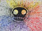 Colorful Jack Skellington