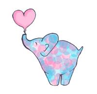 elephant. by Pjaske