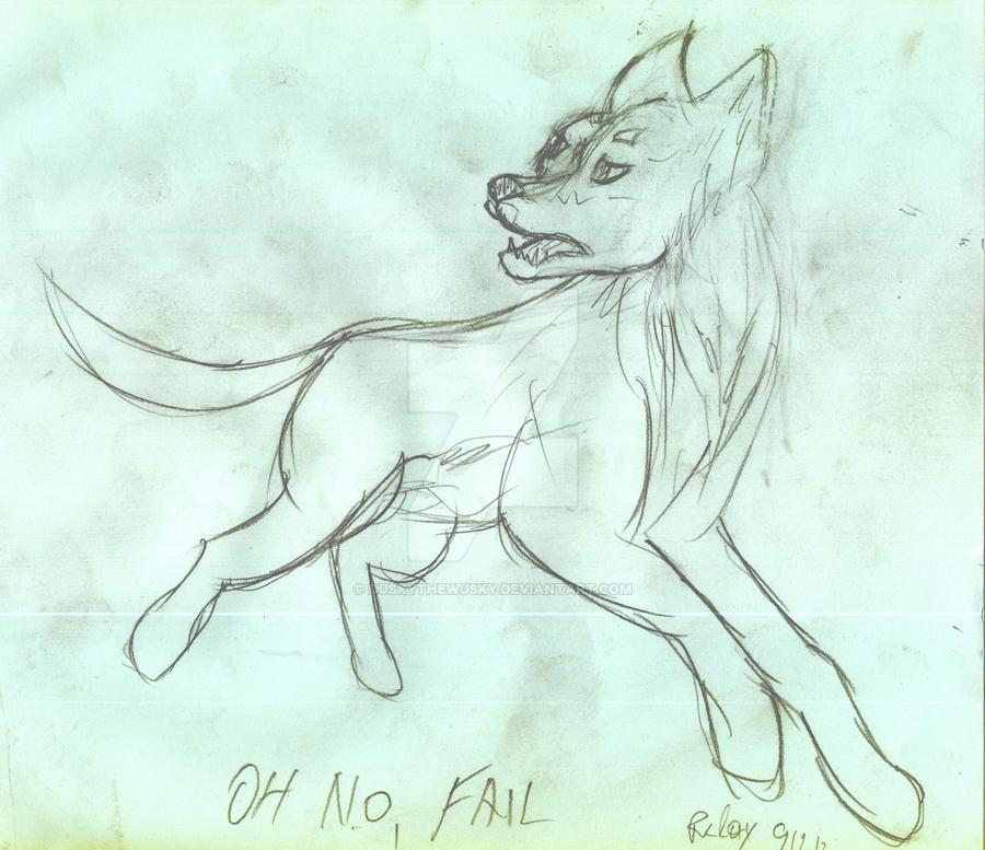 failed... by DuskyTheWusky