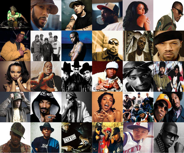 True Hip-Hop: A Tribute by ISeenACar87