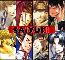 Saiyuki by ISeenACar87