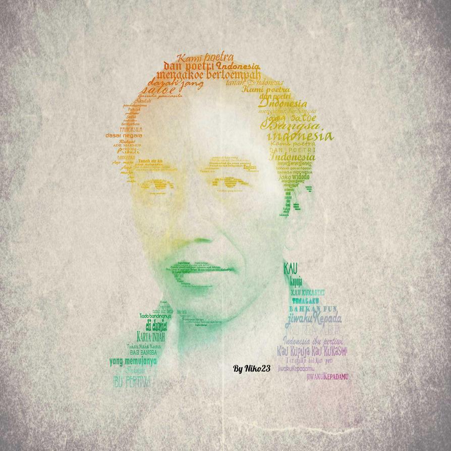 Jokowi by Niko2383