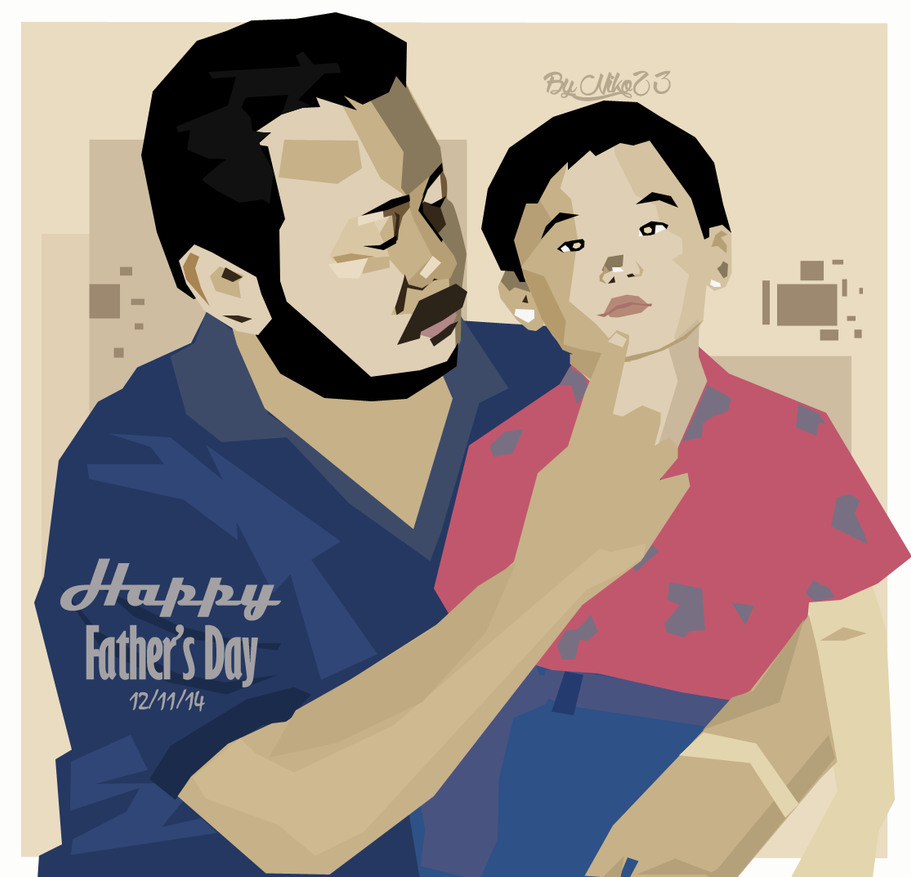 Happy Father's Day by Niko2383