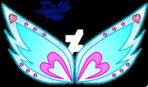 Bloom Destinix wings