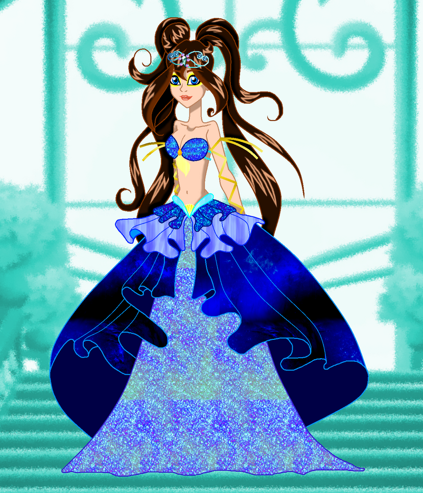 Here comes the princess by TetsunoKobushi