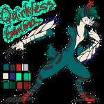 Quirkless Gamma: Mizuku
