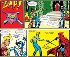 Zap! Fan Strip