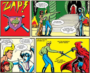 Zap! Fan Strip