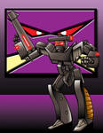 Shootertron - Leader of the Fantasticons!