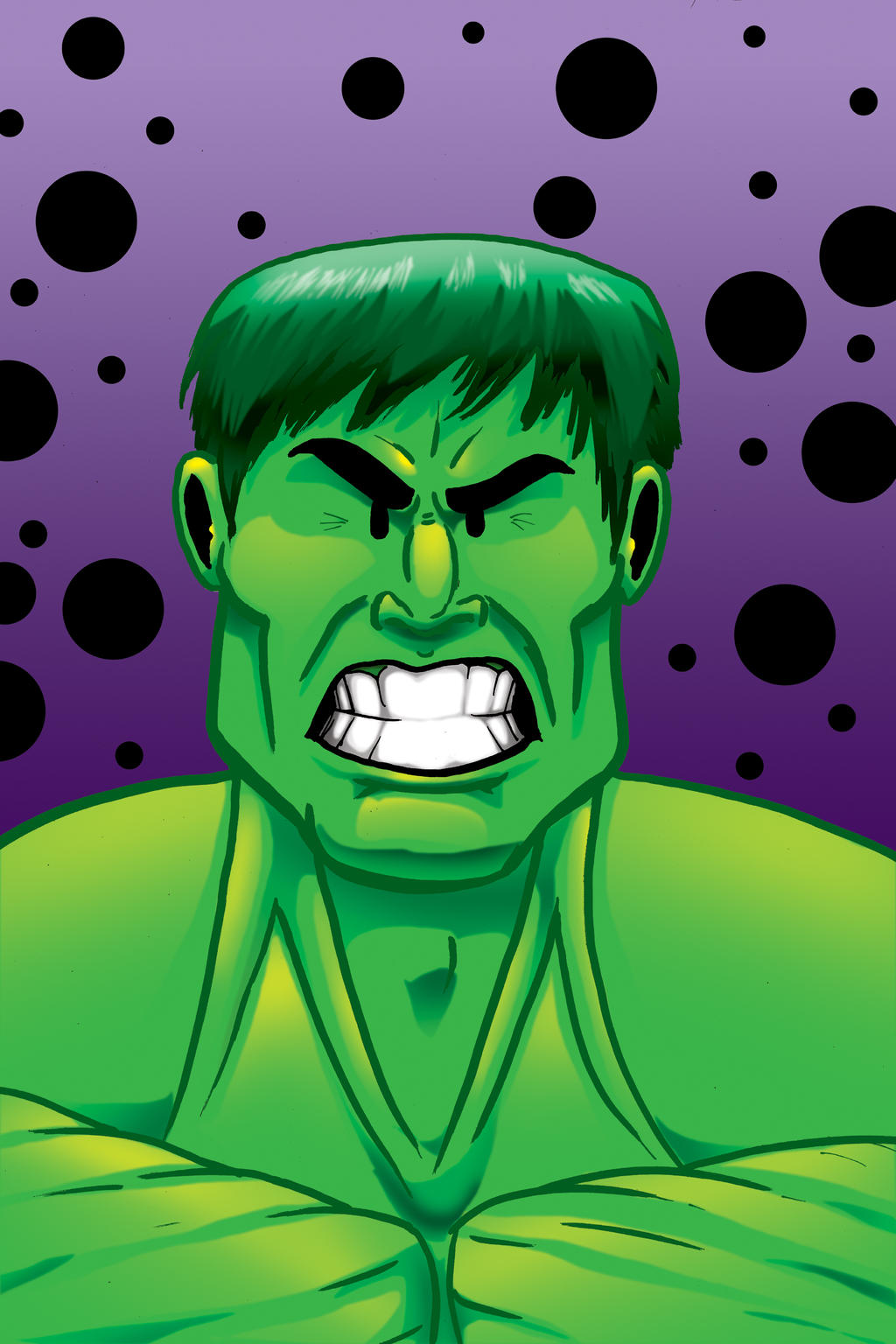 Hulk: the Fan Art by vonfolger