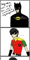 hey robin
