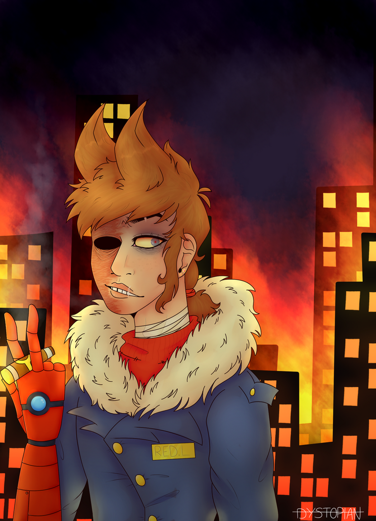 [EDDSWORLD] The End by IrritatedRaven