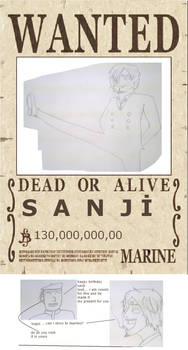 SPOILER happy B-day sanji
