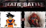 Akuma Gouki vs Son Goku