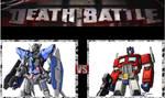 Optimus Prime vs Exia