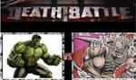 Hulk vs Doomsday death battle