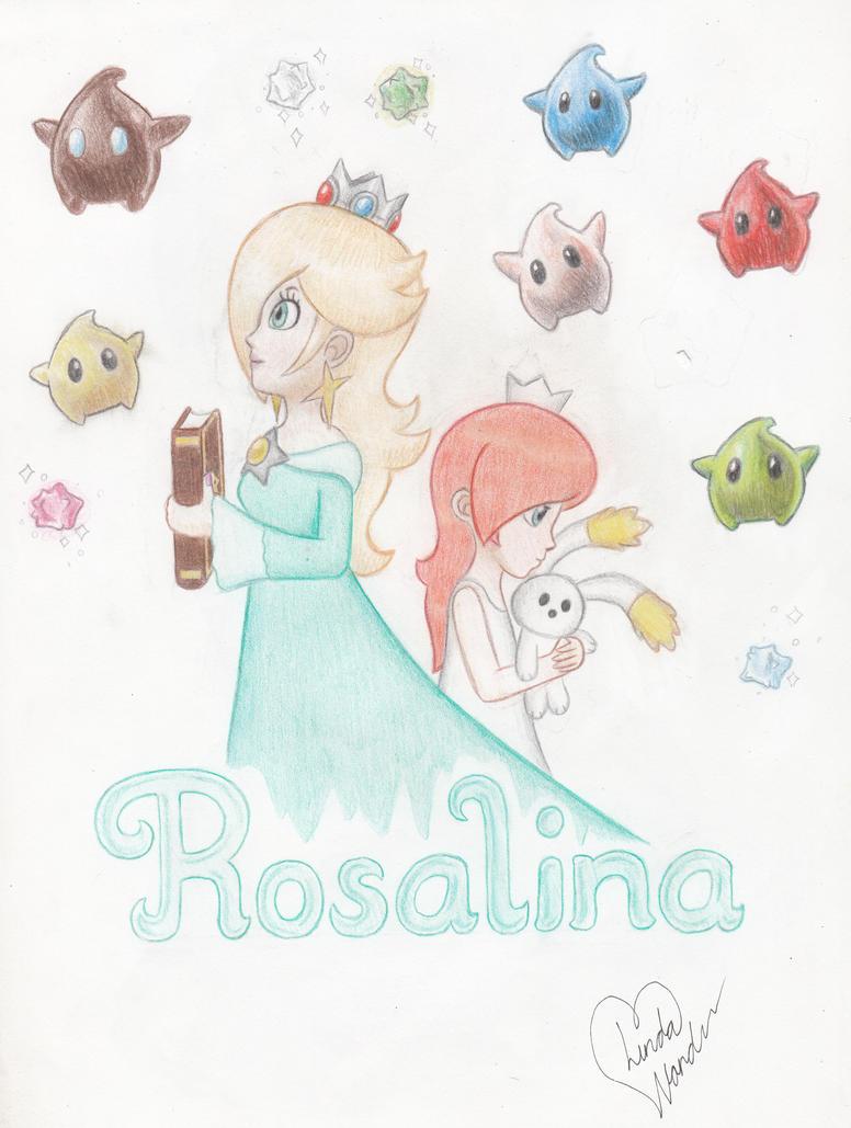 Rosalina's Story by Marindashy