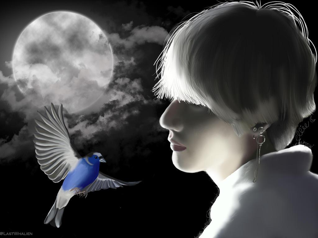 Moonchild by LastWhalien