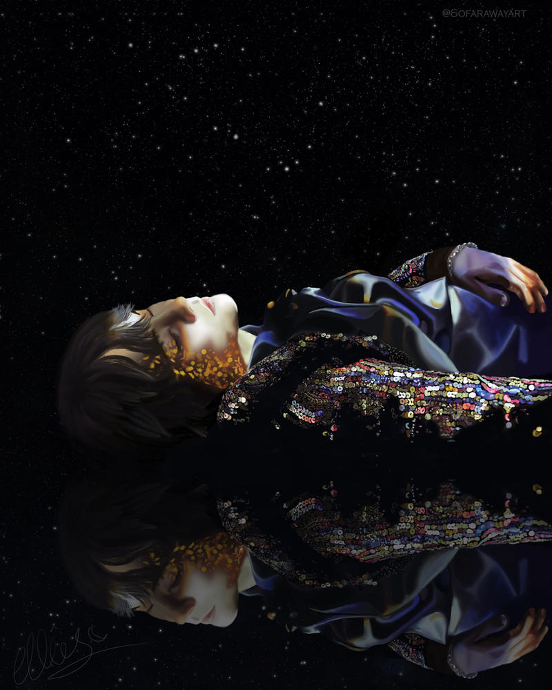 Yoongi: The Dreamer by LastWhalien