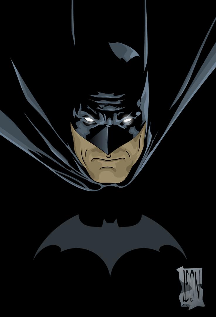 The Dark Knight by DarkFurianX